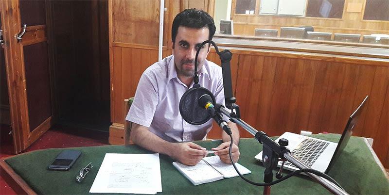 آکوچکیان,رادیو اقتصاد