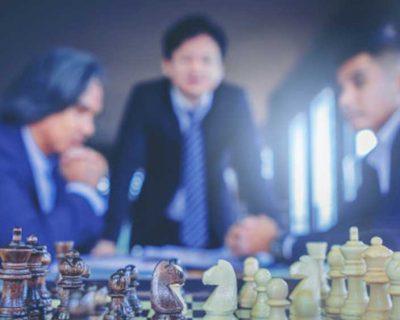 مدیریت استراتژیک پیشرفته